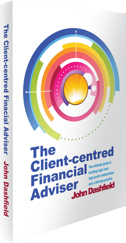 The Client-centred Financial Adviser book