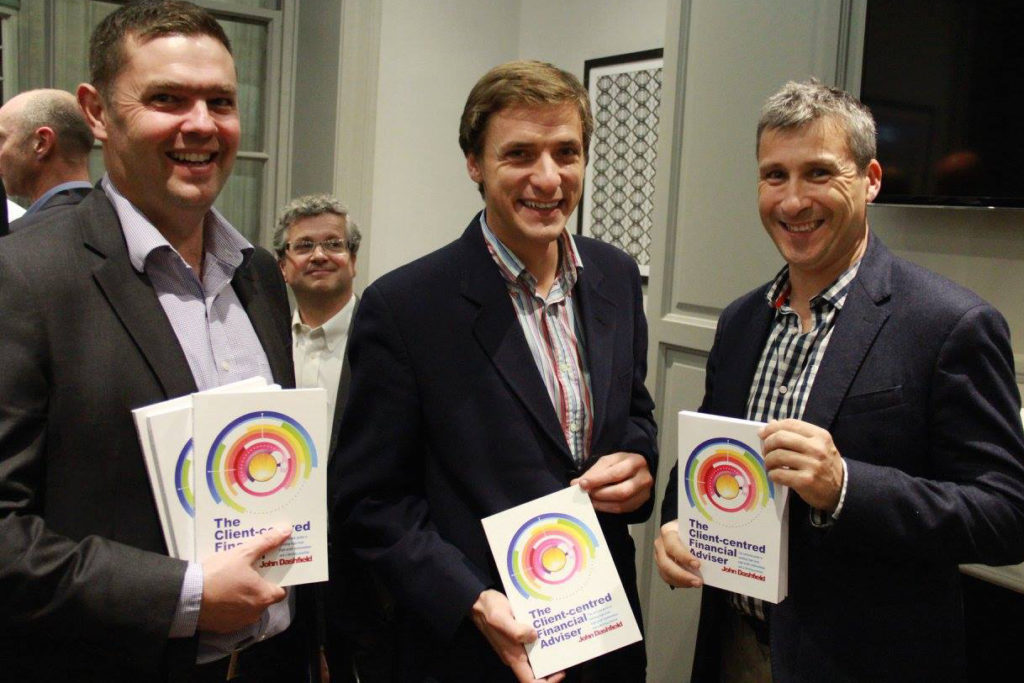 Client Centred Adviser Book launch